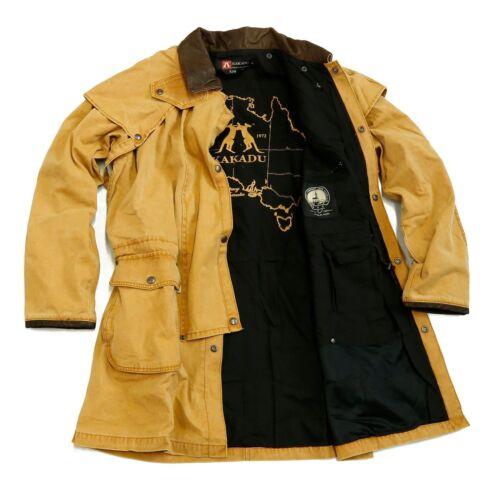 Kakadu Traders Outdoor Canvas Jacket,Dust Jacket Gold Coast now up to 5XL!