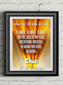 Clue-Flames-Art-Print-Movie-Poster-Tim-Curry-Board-Game