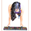 Push Up Rack Board Fitness Workout Train Gym Muscle Train Exercise Pushup Stands
