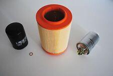 Ölfilter Kraftstofffilter Luftfilter  VW T4 1,9 TD 50KW 68PS  ABL bis 12.95