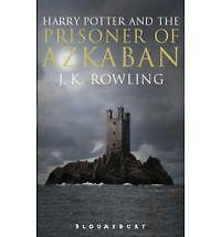 Harry Potter and the Prisoner of Azkaban (Book 3): Adult Edition, 0747574499, Ne