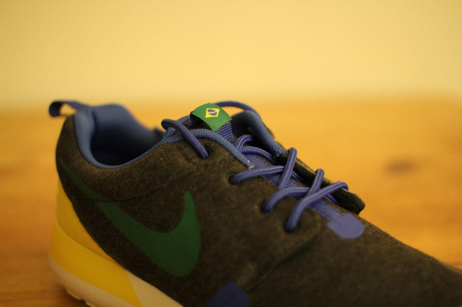 Nike Roshe Run NEU QS Brazil Gr. 38,39,40 NEU Run & OVP 177ac0