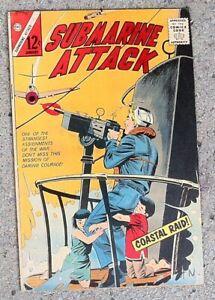 SUBMARINE-ATTACK-37-CHARLTON-COMICS-1963-A
