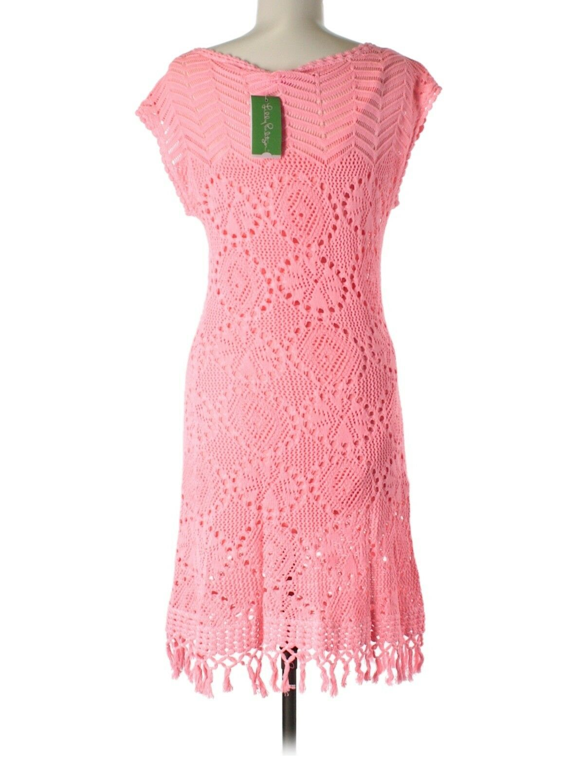 a58eb598467ea9 Lilly Pulitzer Adabelle Sweater Dress Yummy Melon M for sale online ...