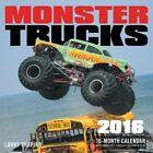 Monster Trucks 2016 Calendar Motorbooks (corporate Author)