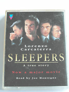 Lorenzo Carcaterra Sleepers Audiobook Cassettes Used Very Good Ebay