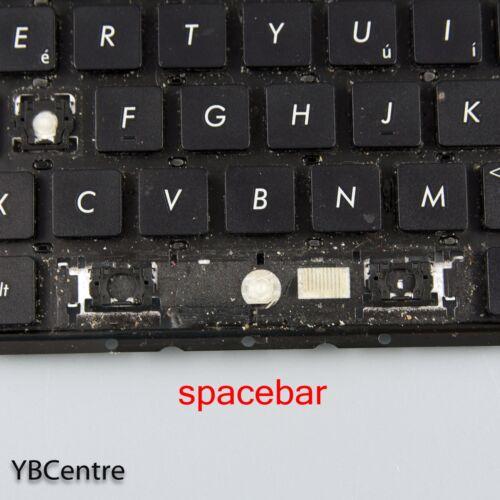 cap*we rubber Asus X453M X453MA Replacement Keys clip