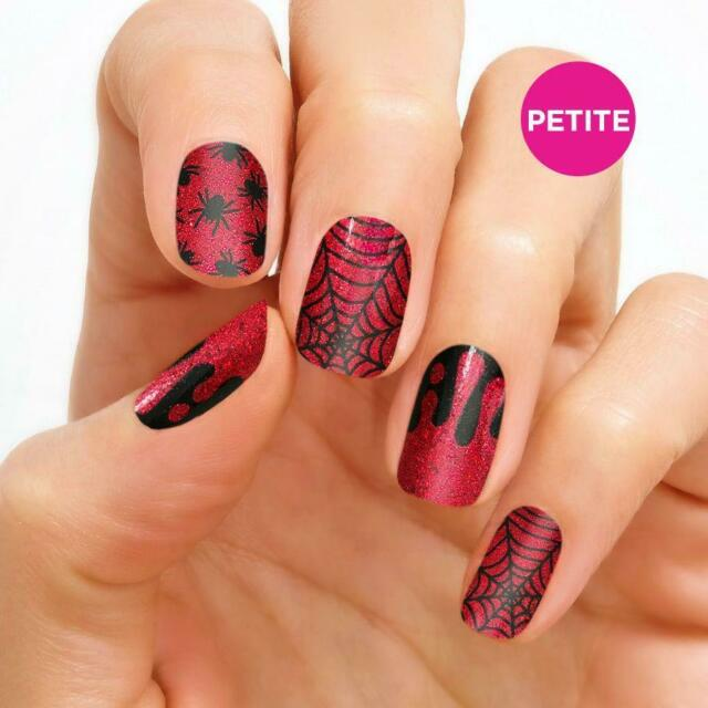 Color Street Nail Polish Strips TRUTH OR SCARE RETIRED ...