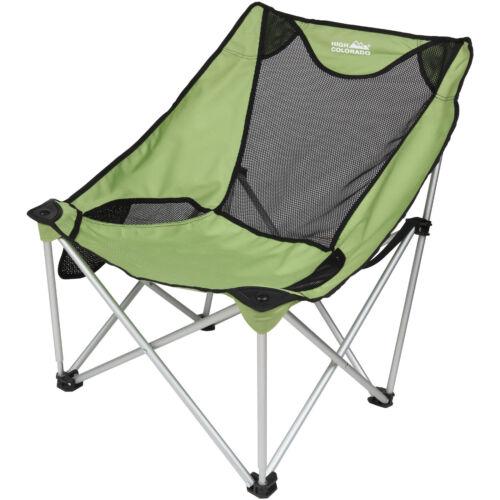 High Colorado Camping Stuhl Hocker Campingstuhl Strandstuhl NEU