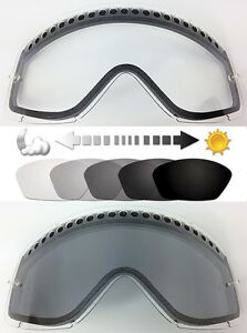 oakley o frame goggles  GOGGLE-SHOP PHOTOCHROMIC MOTOCROSS ENDURO DUAL VENTED LENS to fit ...