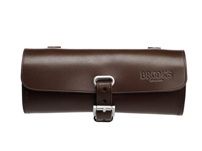 Brooks Challenge herramienta Asiento Bolso Cuero Marrón-Nuevo