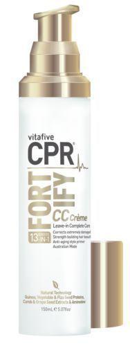 2 x VitaFive CPR Fortify Fortify CC Creme 150ml Vita Five Vita 5