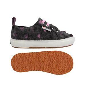 Superga Scarpe ginnastica 2750WOOLPOISJ Bambina Tempo libero Sneaker