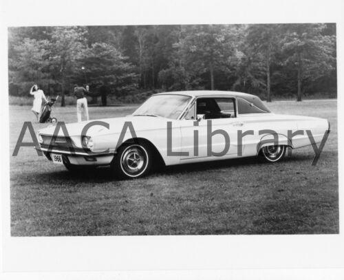 Factory Photo 1966 Ford Thunderbird Two Door Landau Hardtop Ref. # 80441