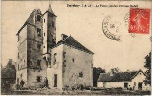 CPA CHARNIZAY - La ferme (146518)