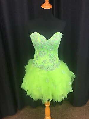 Prom Dress Party Evening Gown Short