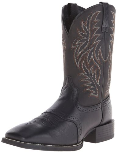 Western 10016292 Square Toe 11 10016292 Western Sport Toe 11 Wide Wide Sport Ariat Ariat Square qfwpp