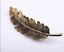 Women-Leaf-Feather-Hair-Pin-Jewelry-Women-Vintage-Hair-Clip-Barrette-Bobby-Pins thumbnail 14