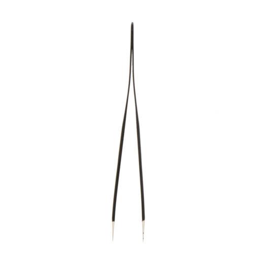 1PCS Antistatic Non-magnetic Straight Tip Tweezer TU-10B for arduino NEW