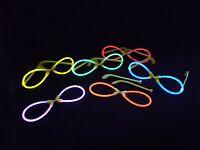 6 Knicklicht X-brillen Sets Einfarbig Oder 6-farben-mix