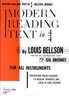 DéVoué Moderne Lecture Texte En 4/4 Bellson-afficher Le Titre D'origine