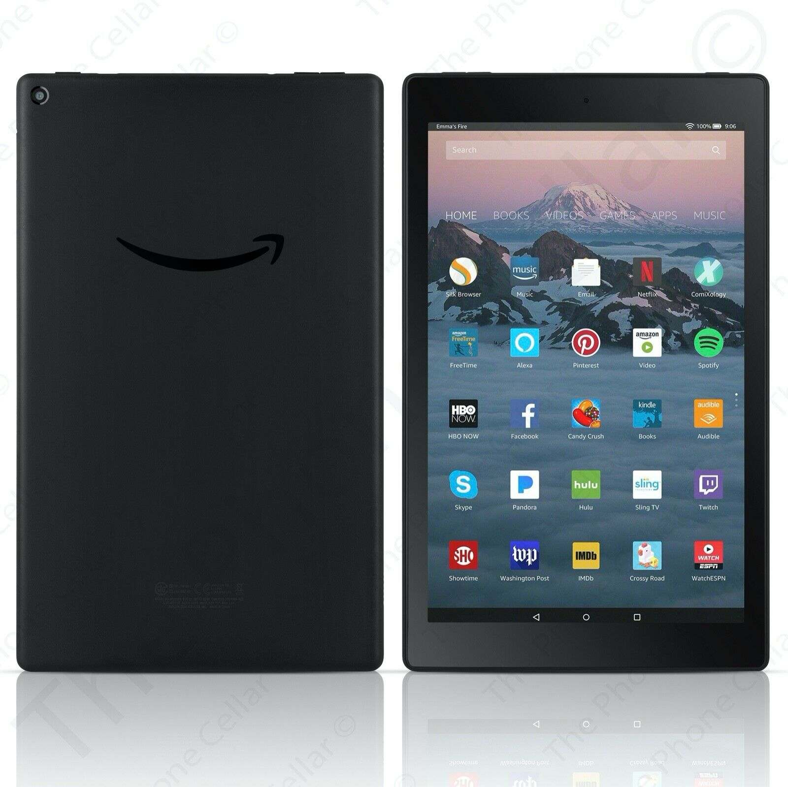 Amazon Kindle Fire HD 10 M2V3R5 10.1