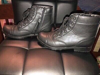 tredsafe cowboy boots