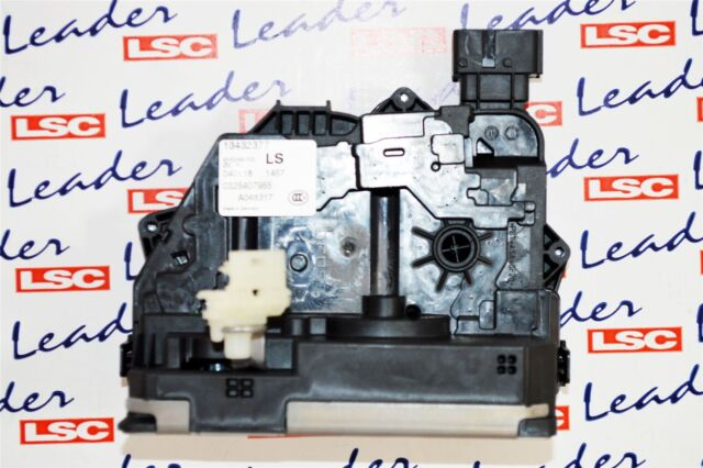 Posteriore Dx Serratura Nuovo Bloccaggio Motore Genuine Vauxhall Meriva B