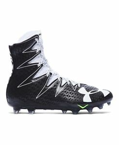 342e6748a4 Details about Men's Under Armour Highlight MC Football Cleats & Spikes  1269693-011 9.5 10 $120