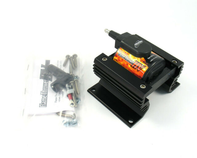Pertronix 40511;Ignition Coil; Flame-Thrower ; 40000 Volts; 3.000 Ohms