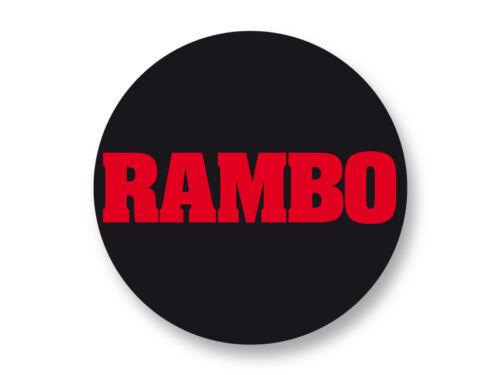 Magnet Aimant Frigo Ø38mm Rambo The Best 80/'s Movies Film Cinema