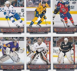 2013-14-UD-Series-2-Young-Guns-Rookie-Cards-U-Pick-FREE-COMBINED-SHIPPING