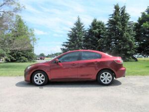 2011 Mazda 3 Sedan- Automatic w/ Just 155K!!  CERTIFIED!!  $6950
