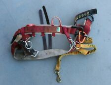 Sm 1010 Weaver Tree Climbing Saddle Gear Equipment Safety Tool Belt