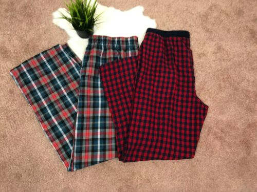 Plaid Cotton L28 Xl Noi Polo Assn pigiama Pantaloni uomo Sz Sleepwear zTzwq4