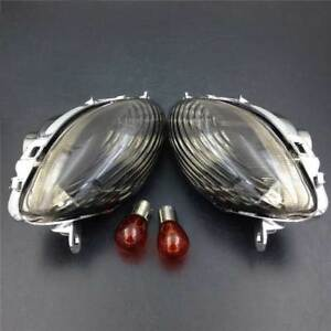 For-1999-2007-2005-Suzuki-Hayabusa-GSX1300R-Smoke-LED-Turn-Signals-Light-bulbs