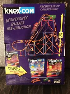Knex-Corkscrew-Coaster-Roller-Coaster-With-Motor-Building-Toy