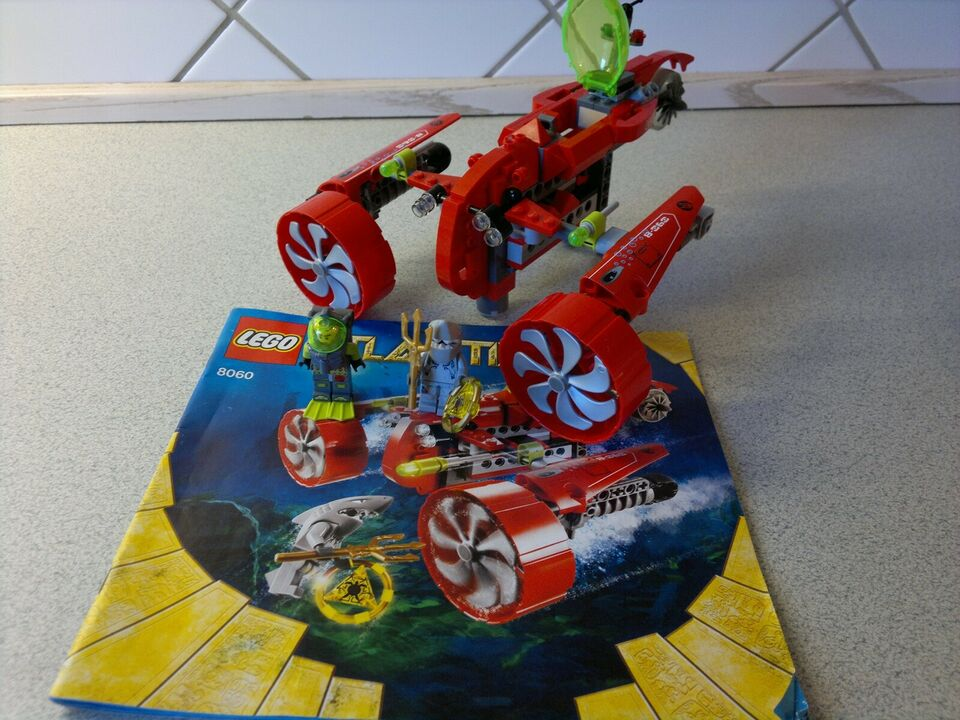 Lego Star Wars, 8060, 8072