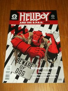 HELLBOY AND THE B.P.R.D. 1953 #3 DARK HORSE COMICS APRIL 2016
