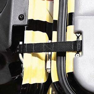 Smittybilt - Adjustable Door Straps For Various Jeep Applications 769401