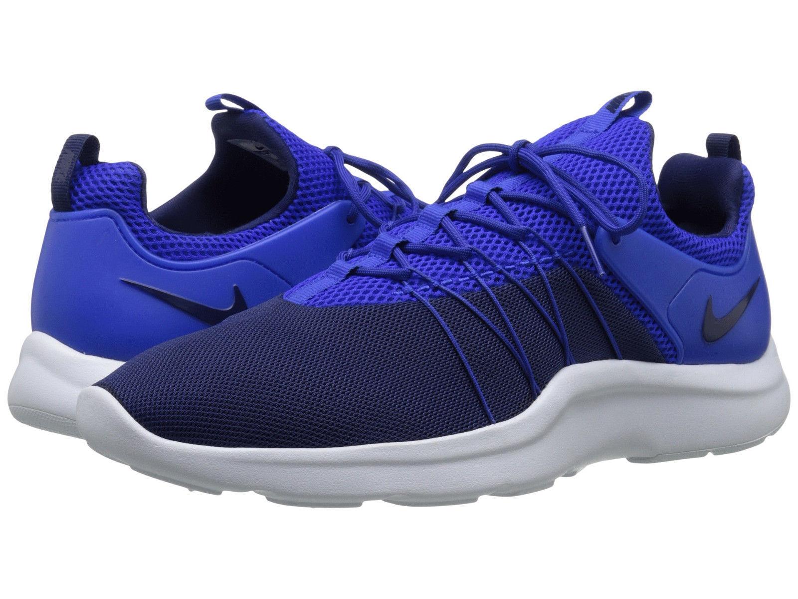 para Hombre Nike - Darwin Azul/Racer Azul/Blanco Tallas 8 - Nike 12 Nuevo En Caja 94152e