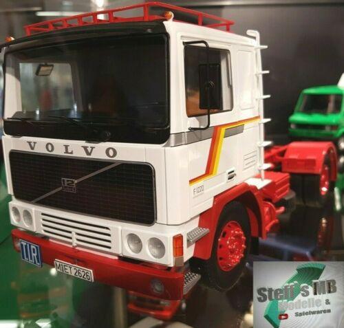 volvo f12 camión en eje camiones Road Kings 1:18 modelo ++ ++