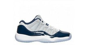 quality design cdd51 eeb6e Image is loading Air-Jordan-11-Retro-Low-BG-034-Georgetown-
