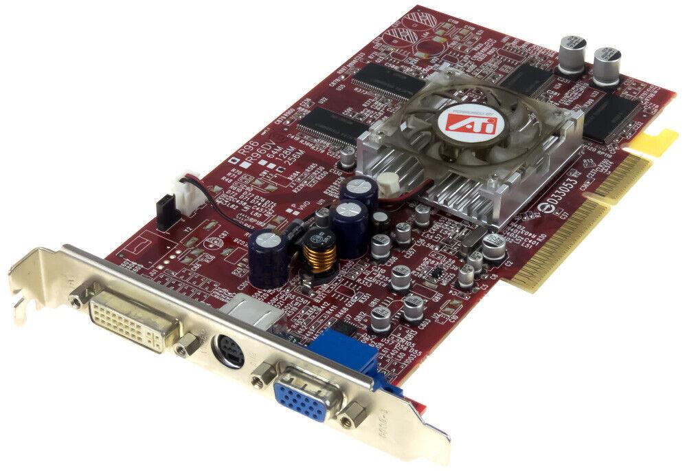 PowerColor Ati Radeon 9600 Pro R96-D3GN AGP 256MB DDR