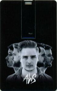 2021 Eurovision - Hungary 2018. Viszlát nyár - AWS. ( Promo USB stick )