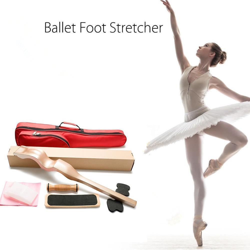 8PCs Dance Ballet Foot Feet Stretch Stretcher Arch Enhancer Gymnastics Gift