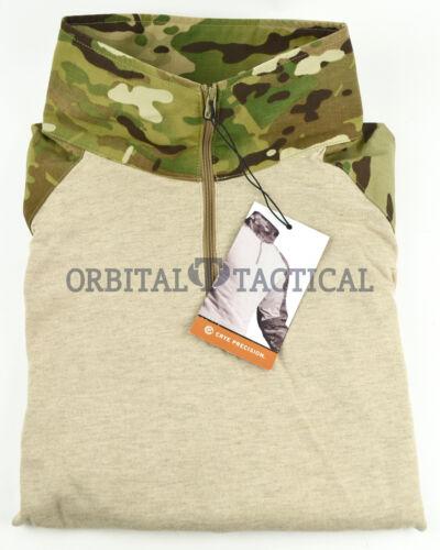 New Crye Precision G2 Multicam Combat Shirt Army Custom AC XSR XSmall Regular