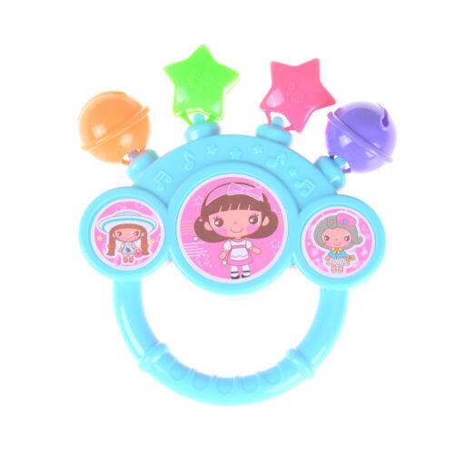 Baby Handbells Musical Developmental Spielzeug Bett Bells Kids Baby Soft Toys BC