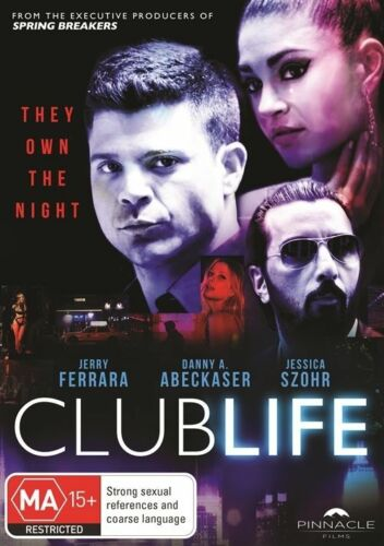 1 of 1 - Club Life (DVD, 2015), NEW SEALED REGION 4