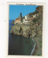 Costiera Amalfitana Atrani 1990 Postcard Italy 560a